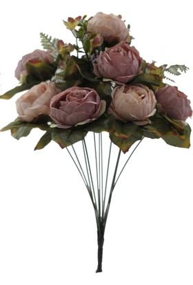 Yapay Çiçek Deposu Yapay Çiçek Katmer Gül Aranjmanı