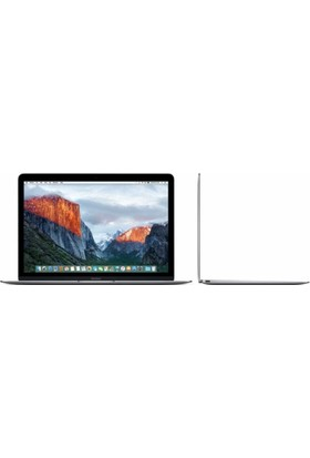 "Apple MacBook Intel Core M3 8GB 256GB SSD Macos 12"" IPS Taşınabilir Bilgisayar MLHA2TU A"