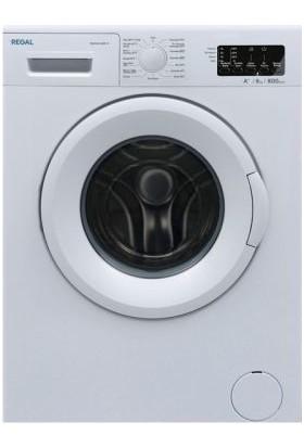 Regal Pratik 6080 TY A++ 6 kg 800 Devir Çamaşır Makinesi