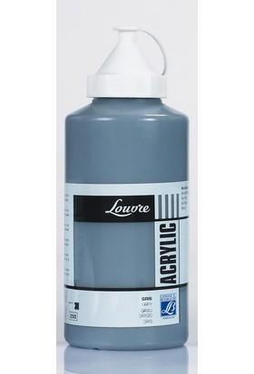 Lefranc&Bourgeois Louvre Akrilik Boya 750 ml - Grey