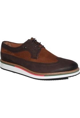 Paul Branco M65080 Erkek Deri Klasik Ayakkabı