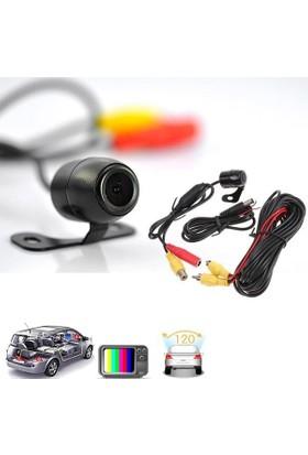 Camera Kamera Geri Vites Gece Görüş Mesafe Göstergeli Kelebek Kamera