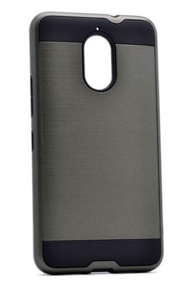 Kny General Mobile Gm5 Plus Kılıf Ultra Korumalı Silikon +Cam