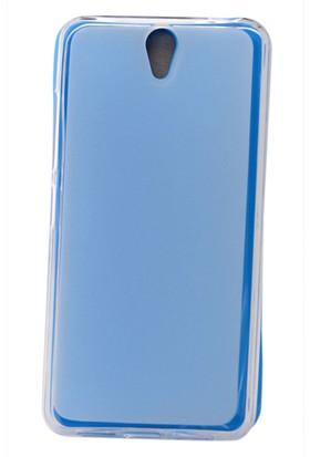Kny Lenovo S1 Kılıf Süper Silikon + Cam