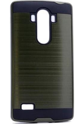 Kny Lg G4 Beat Kılıf Ultra Korumalı Silikon +Cam