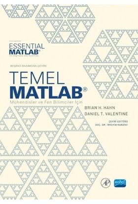 Temel Matlab - Brian H. Hahn