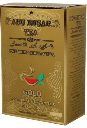 Kuruyemiş Kapımda Abu Ensar Tea Gold Paket Saf Kaliteli Seylan Çayı