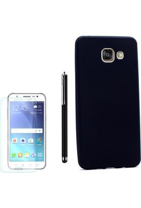 Gpack Samsung Galaxy A5 2016 Kılıf Premier Silikon Kapak +Kalem + Cam