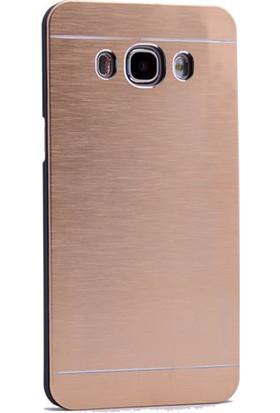 Gpack Samsung Galaxy J7 2016 Kılıf Sert Arka Kapak Motomo