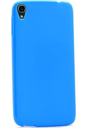 Gpack Alcatel İdol 3 5.5 İnc Kılıf Süper Silikon Parlak Arka Kapak