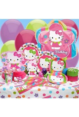 Partypark Hello Kitty Basic Parti Seti (16 Kişilik)