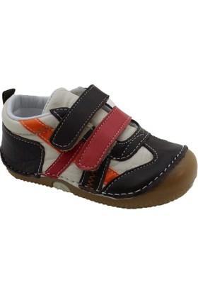 Despina Vandi Dbb 101-1 Günlük Bebe Ortopedi Deri Ayakkabı