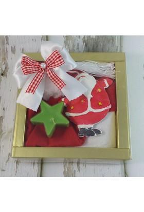 Miss Cici Yılbaşı Hediyelik Mini Set Noel Baba