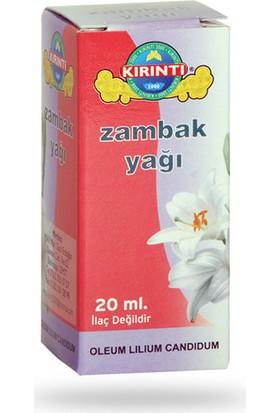 Kırıntı Zambak Yağı 20 ml