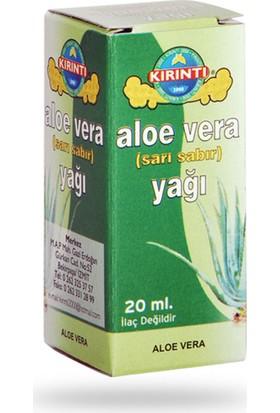 Kırıntı Aloe Vera Yağı 20 ml