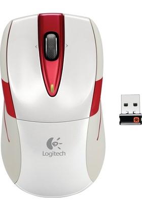Logitech M525 Kablosuz Pearl Beyaz Mouse (910-002685)
