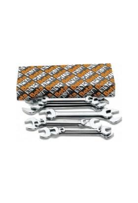 Beta Tools 55/S8 Ikı Ağızlı Anahtar 8'Lı 6-22