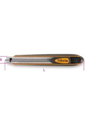 Beta Tools 1770Bm Maket Bıçağı 9Mm 6 Bıçak
