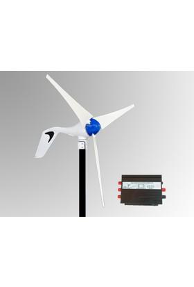 Lexron Rüzgar Trübünü 400W + Şarj Kontrol Cihazı