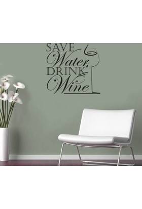 Save Water Drink Wine YS-33