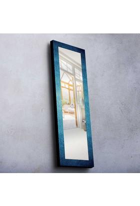 Mavi Mdf Ayna 40X120 Cm -97