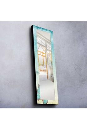 Turkuaz Mdf Ayna 40X120 Cm -65