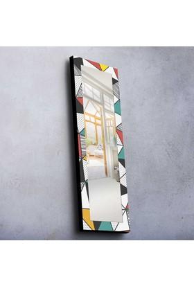 Renkli Mdf Ayna 40X120 Cm-46