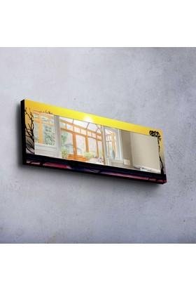 Sarı Mdf Ayna 40X120 Cm-55