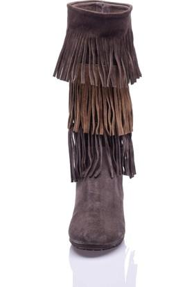 Bueno Kadın Vizon Çizme H1707
