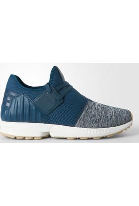 Adidas ZX Flux Plus Erkek Mavi Spor Ayakkabı (S75931)
