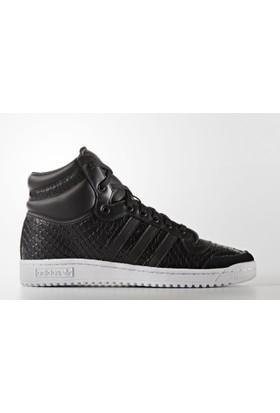 Adidas Top Ten Hi Siyah Spor Ayakkabı (S79748)