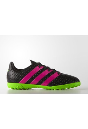 Adidas Ace 16.4 TF Çocuk Siyah Halı Saha Ayakkabısı (AF5081)