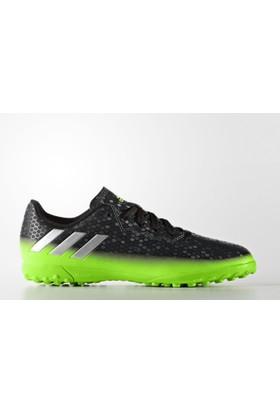 Adidas Messi 16.4 TF Çocuk Siyah Halı Saha Ayakkabısı (AQ3515)