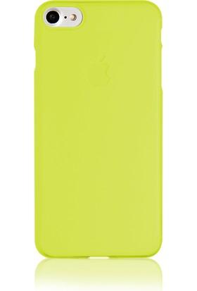 Spada Air Apple iPhone 7 Sarı 0.3 Mm Tpu Ultra Ince Kılıf