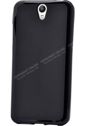 Gpack Lenovo Vibe S1 Kılıf Süper Silikon Siyah