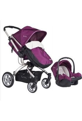 Pierre Cardin Pc 405 Twist Tavel Bebek Arabası Lila