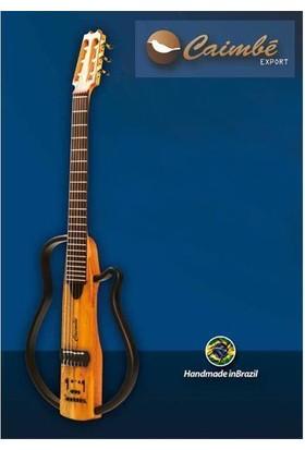 Caimbe V6N Silent / Midi Manyetikli Elektro Klasik Gitar