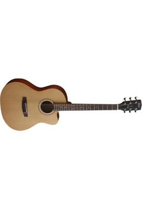 Cort Jade1Op Akustik Gitar Çantalı