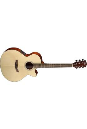 Cort Sfx1Fnat Elektro Akustik Gitar