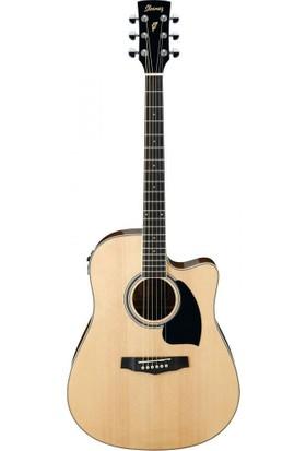 Ibanez Pf15Ece-Nt Elektro Akustik Gitar