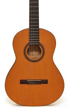 Moon Cg3524 2/4 Yarım Boy Klasik Gitar
