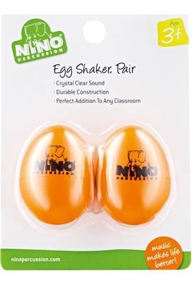 Nino 540Or2 Plastik Yumurta Shaker (Çift)