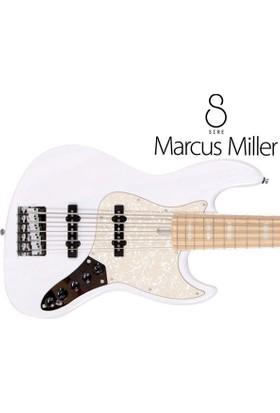 S. Marcus Miller V7 Ash 5 Tel Jazz Bas Gitar Wb
