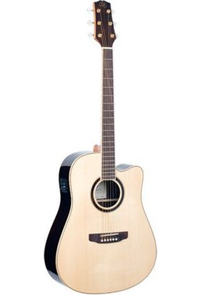 Sx Dg50Cew Akustik Gitar