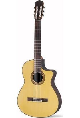 Walden N660Cew Natura Elektroklasik Gitar (Solid Top)