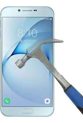 Teleplus Samsung Galaxy A810 ( 2016 ) Temperli Cam Ekran Koruyucu Cam Ekran Koruyucu