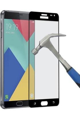 Teleplus Samsung Galaxy A7 3D Full Kapatan Cam Ekran Koruyucu Cam Ekran Koruyucu