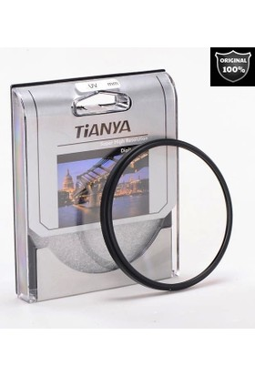 Tianya 58mm Ultra Viole Koruyucu Uv Filtre