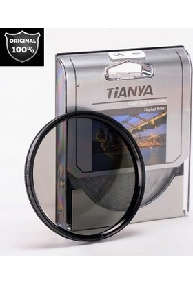Tianya 52mm Cir Cpl Circular Polarize Filtre