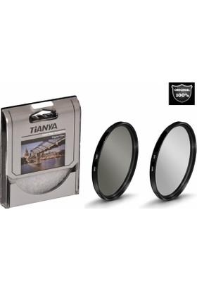 Nikon 18-55mm Lens için Koruyucu Uv Filtre + Cir Cpl Circular Polarize Filtre -Tianya-